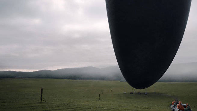 2 - 2016 Best Movies - Arrival