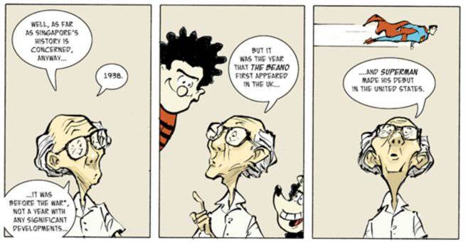 3 - Best Comics - The Art of Charlie Chan Hock Chye