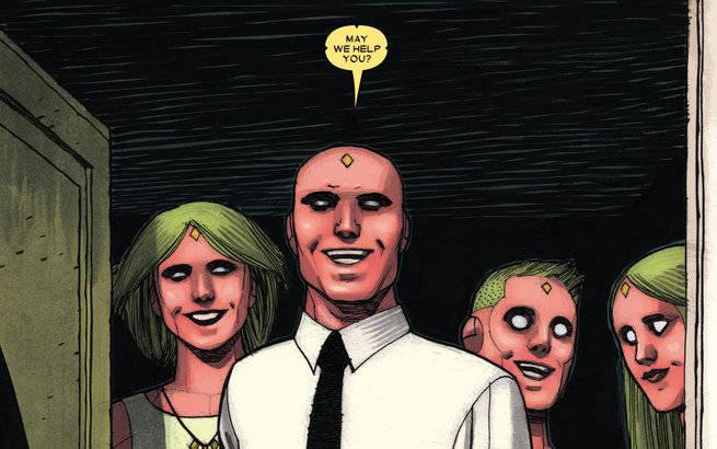 4 - Best Comics - The Vision