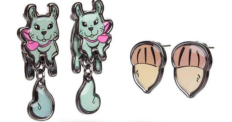 4 - Squirrel Girl Earrings