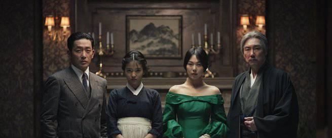 7 - 2016 Best Movies - The Handmaiden