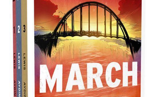 7 - March Trilogy Slipcase