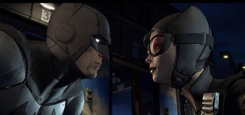 8 - Batman Telltale