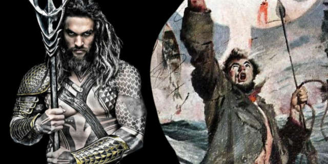 Aquaman Movie Working Title Ahab