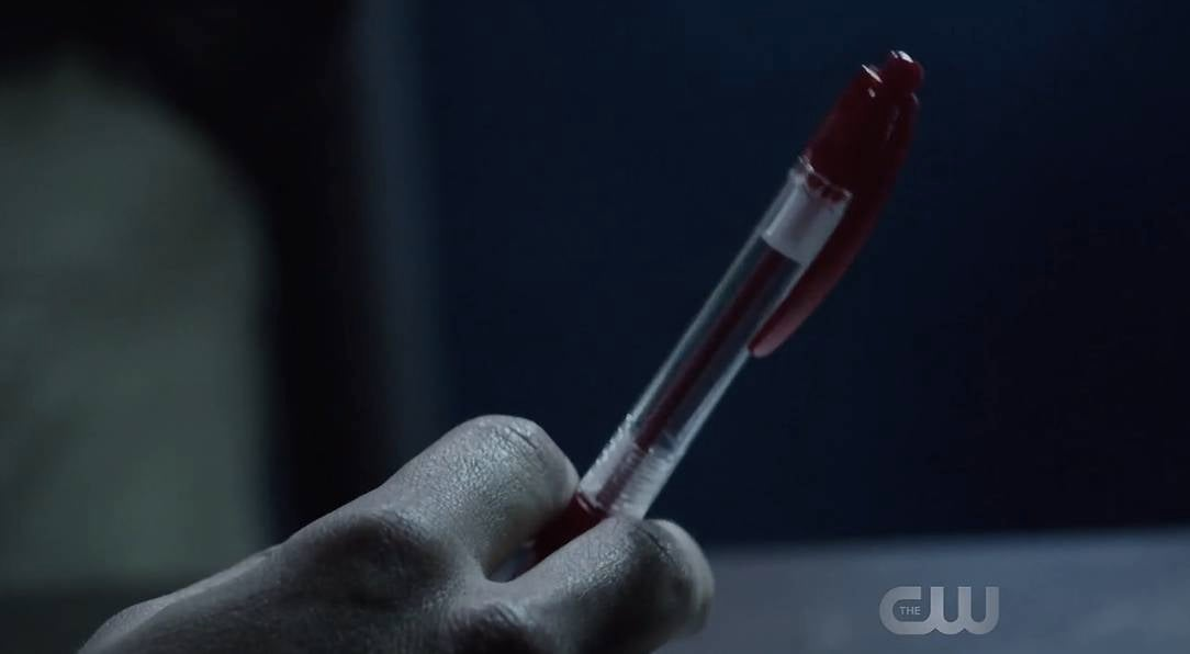 arrow-felicitys-red-pen