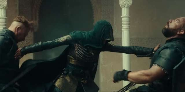 Assassins Creed Double Stab Movie Scene