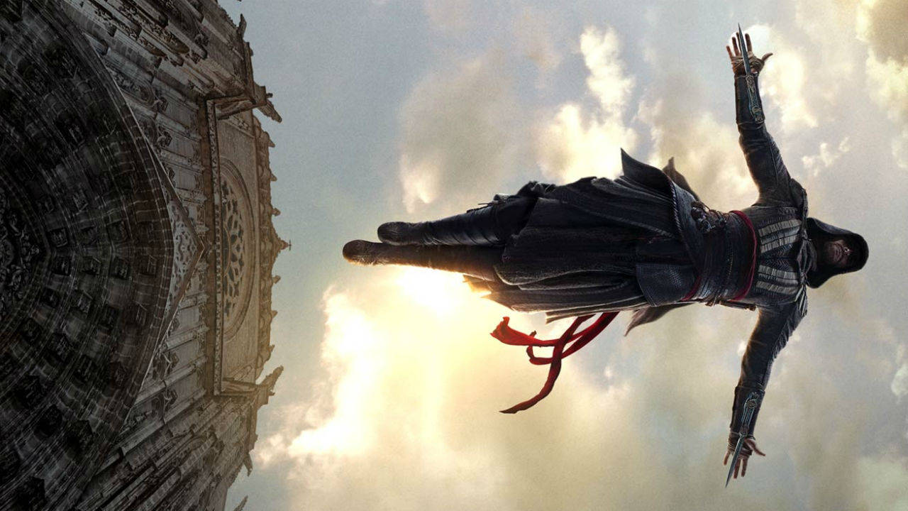 Assassin's Creed Movie Video Game Comparisons