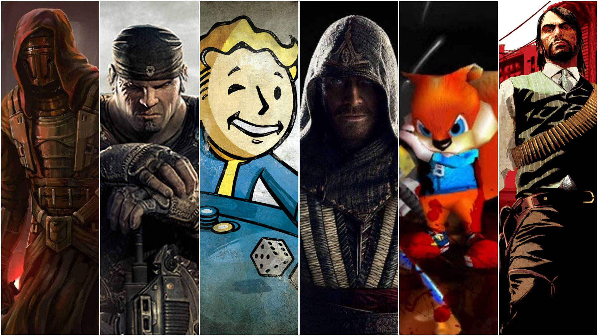 5 Video Game Franchises We'd Love To See As Movies