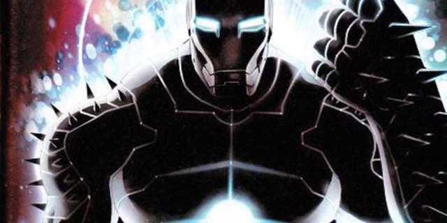 Avengers Infinity War Iron Man Uru Armor