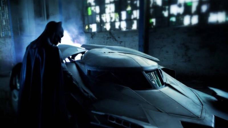 Batman Christmas Present Gift