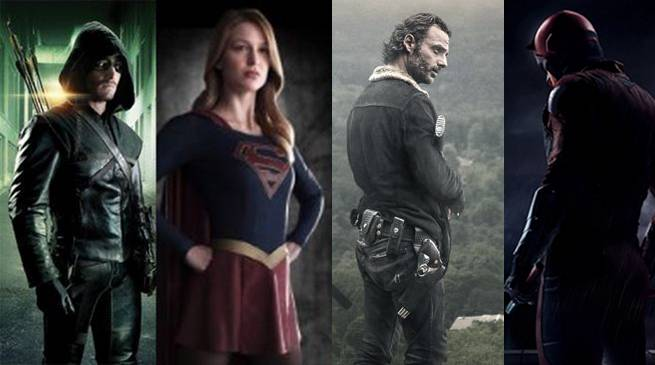 Best Worst Comic Book TV Shows Ranked