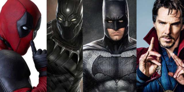 Best Worst Superhero Movies 2016