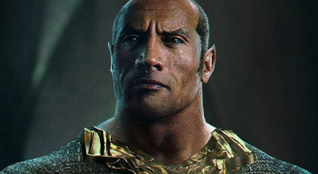 Shazam: The Rock Gushes Over His Solo Superhero Venture As Black Adam