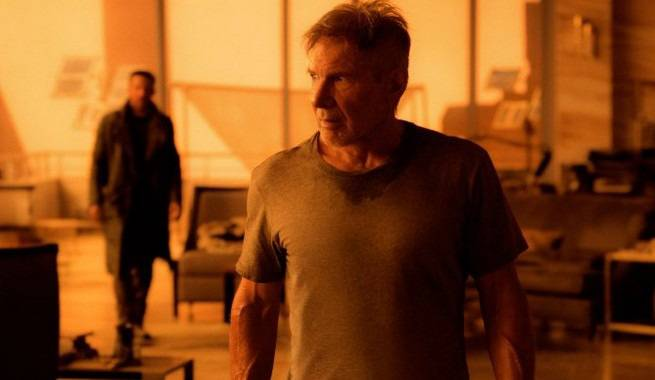 Ryan Gosling Describes His First Meeting With Harrison Ford For Blade Runner 2049
