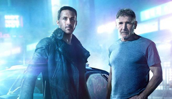 New Blade Runner 2049 Images Featuring Harrison Ford And Ryan Gosling