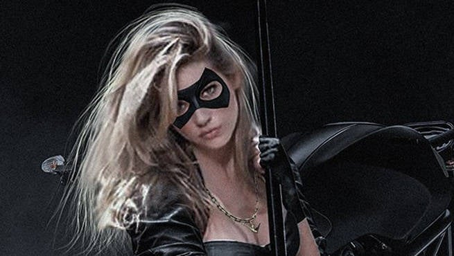 Bosslogic Black Canary Katheryn Winnick