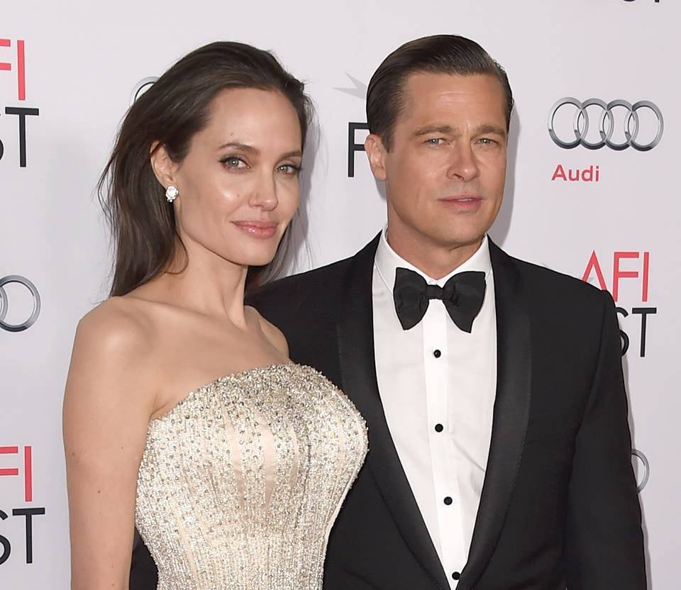 brrad pitt angelina jolie divorce 2016