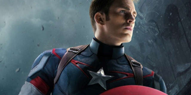 'Avengers: Infinity War': First Look At Captain America's New Shield