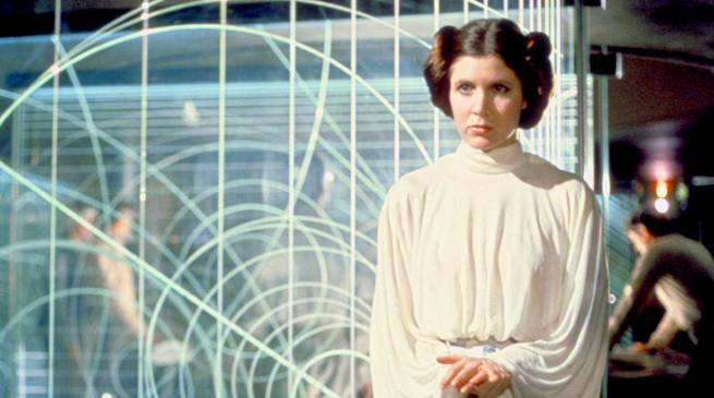 Carrie Fisher in Intensive Care after Heart Attack