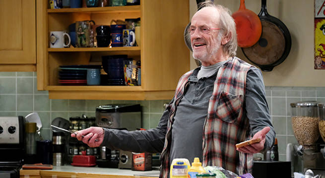 Christopher Lloyd Big Bang Theory