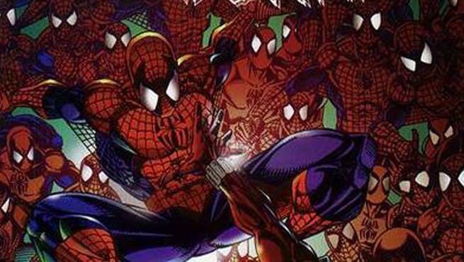 Clone-Saga-Spider-Man-Army