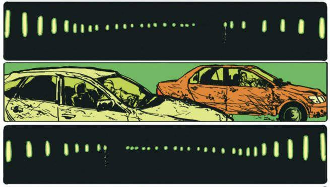 Comics Chases and Races - Zero