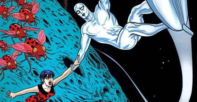 Cosmic Marvel - Silver Surfer
