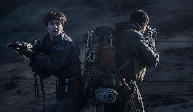 New Alien: Covenant Photos Released