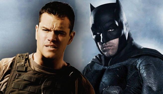 Damon Affleck Batman