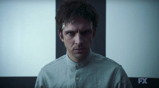 Dan Stevens star in FX's Legion 2017