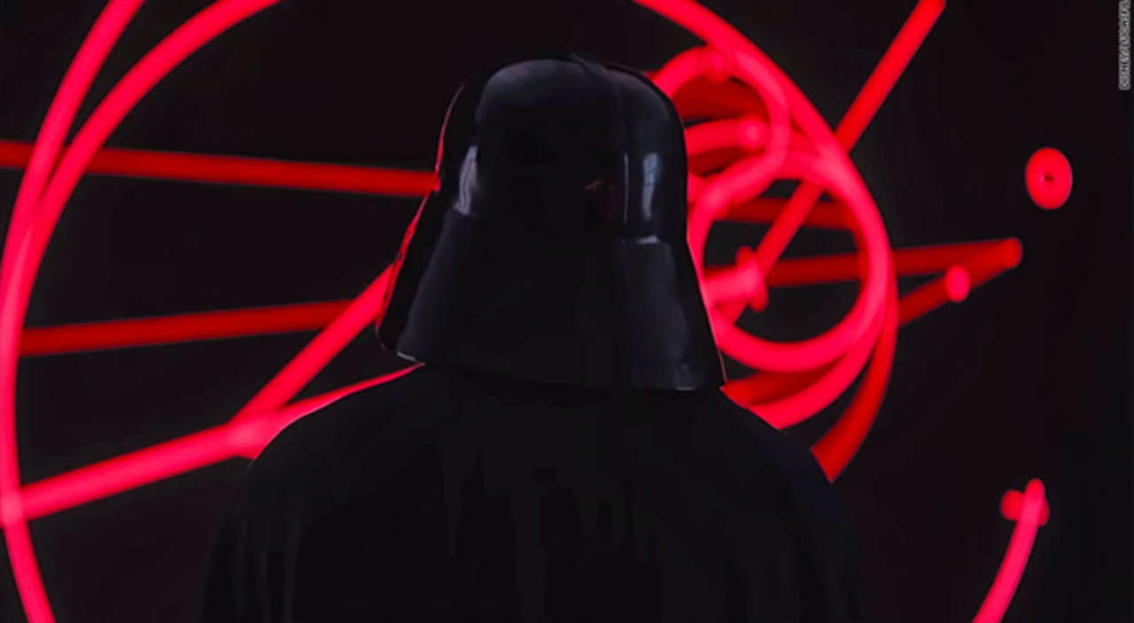 Why Was Darth Vader On Spoiler Planet In Rogue One A Star Wars Story