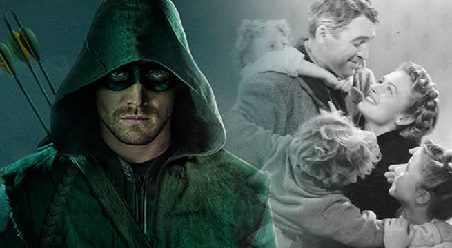 DC-Christmas-Movie-Arrow-Wonderful-Life