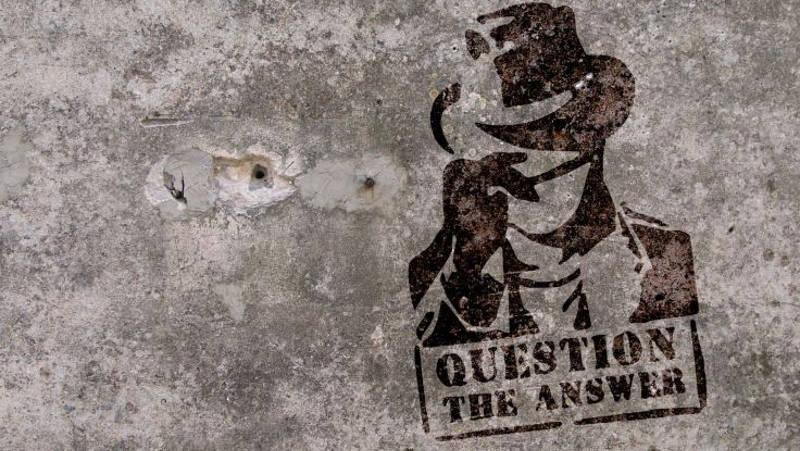 DC Comics The Question Movie
