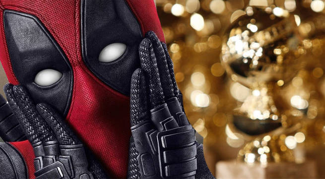 Deadpool leads 2017 Golden Globe Nominations