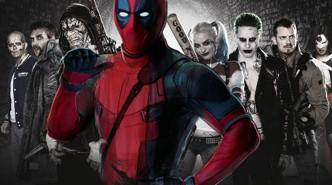 Deadpool Suicide Squad Top Google Movie Search Terms 2016