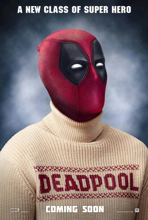 Deadpool 2 movie poster image