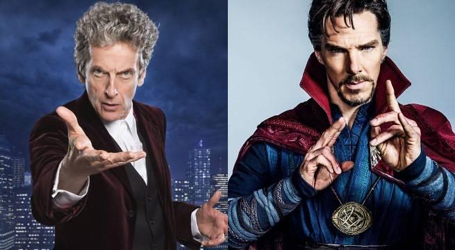Doctor Who Doctor Strange