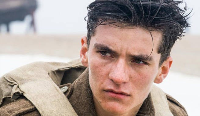 New Image From Chris Nolan's Dunkirk