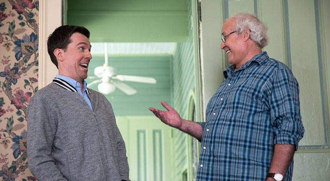 ed helms chevy chase vacation