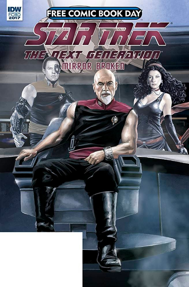FCBD17_G_IDW Publishing - Star Trek Star Trek TNG Mirror Broken