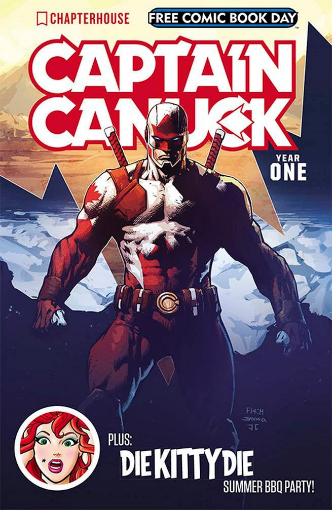 FCBD17_S_Chapterhouse - Captain Canuck Year One
