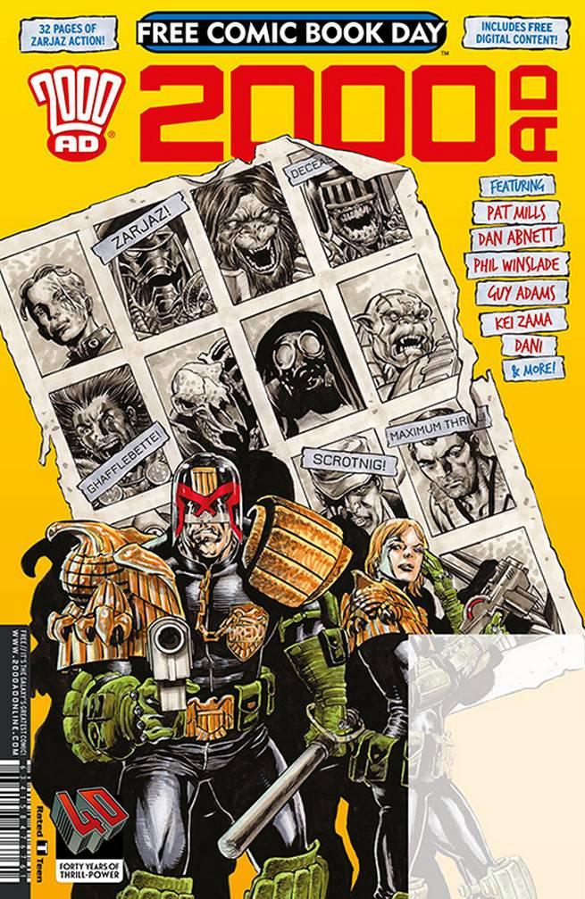 FCBD17_S_Rebellion - 2000 AD 40th Anniversary
