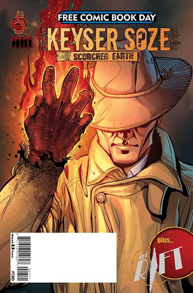 FCBD17_S_Red 5 Comics - Keyser Soze_The Rift