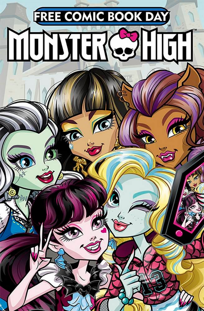 FCBD17_S_Titan Comics - Monster High