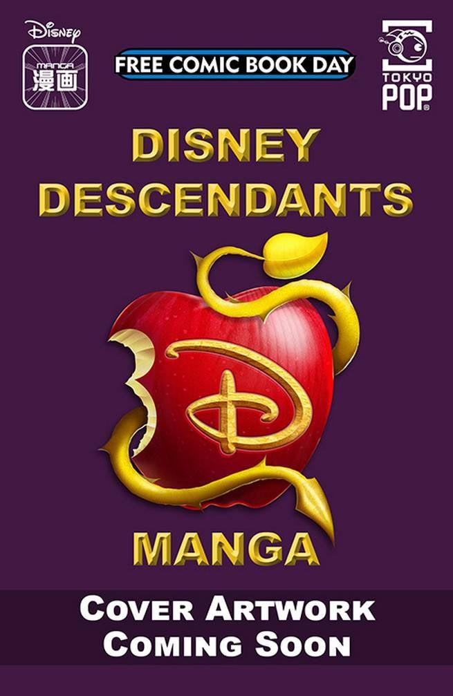 FCBD17_S_TokyoPop - Disney Descendents