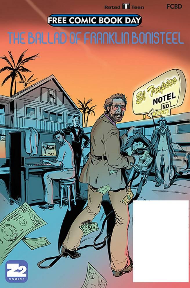 FCBD17_S_Z2 Comics - Ballad of Franklin Bonnisteel