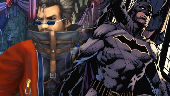 FFJL Auron Batman