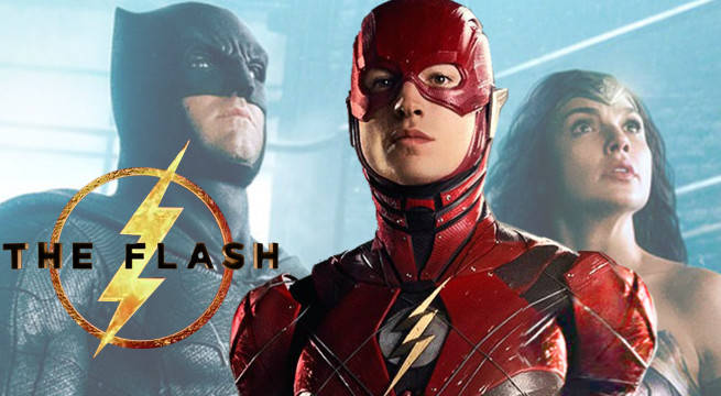 Ezra Miller Describes The Justice League Like The Flash's Family Members