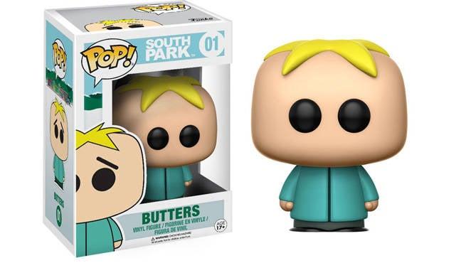 Funko-POP-South-Park-Butters