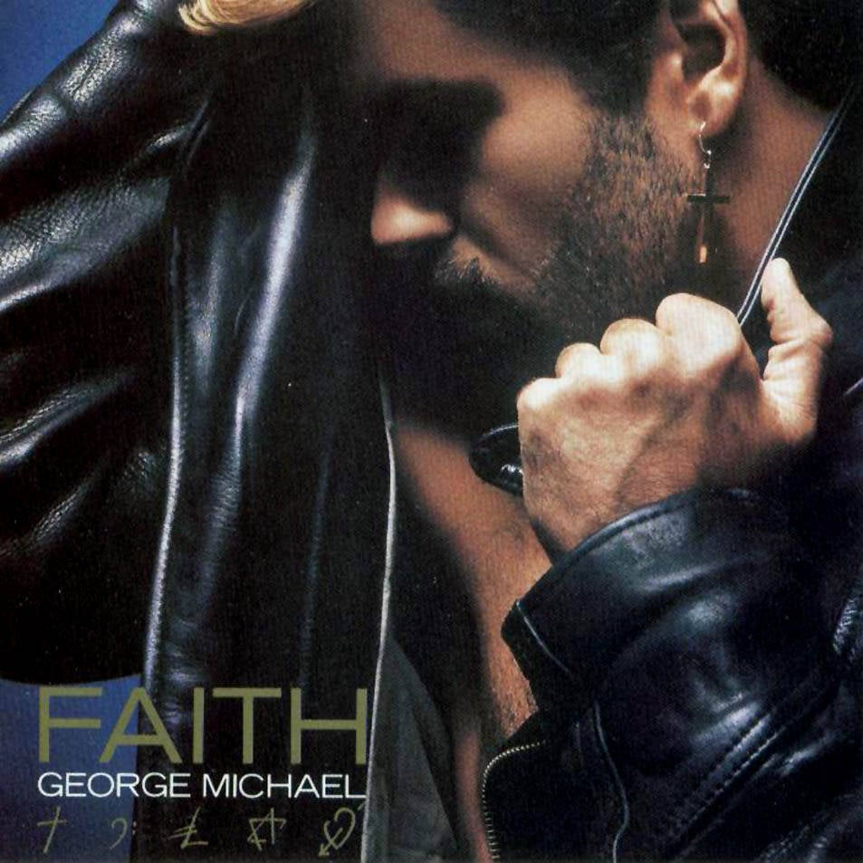 George Michael-Faith-Frontal